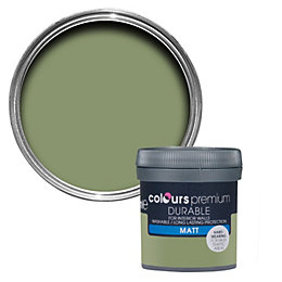 Colours Durable Pastures Matt Emulsion Paint 0.05L Tester