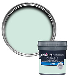 Colours Durable Duck egg Matt Emulsion paint 0.05L