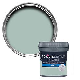Colours Durable Eau de nil Matt Emulsion paint