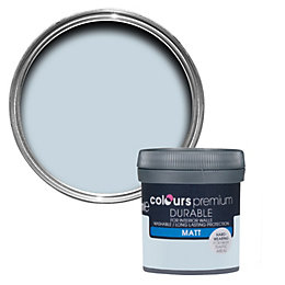 Colours Durable Oxygen Matt Emulsion paint 0.05 L