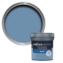 Colours Durable Maritime Matt Emulsion Paint 0.05L Tester