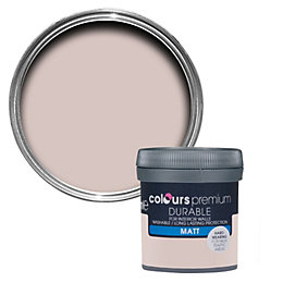 Colours Durable Fairy Cake Matt Emulsion Paint 0.05L