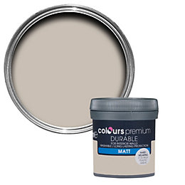 Colours Durable Lauren Matt Emulsion Paint 0.05L Tester