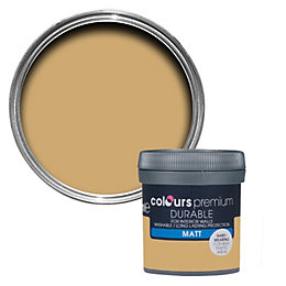 Colours Durable Harvest Field Matt Emulsion Paint 0.05L