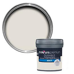 Colours Durable Victorian lace Matt Emulsion paint 0.05L