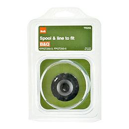 B&Q Replacement Spool & Line