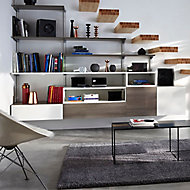 Form Oppen Oak effect Storage unit