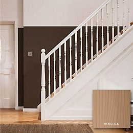 Colonial Hemlock 32mm Complete Banister Project Kit