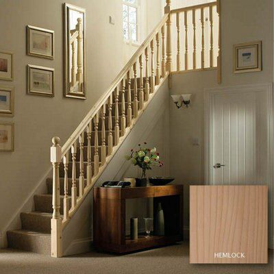 Colonial Hemlock 41mm Complete banister project kit