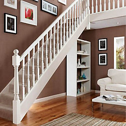 Colonial Pine 41mm Complete banister project kit