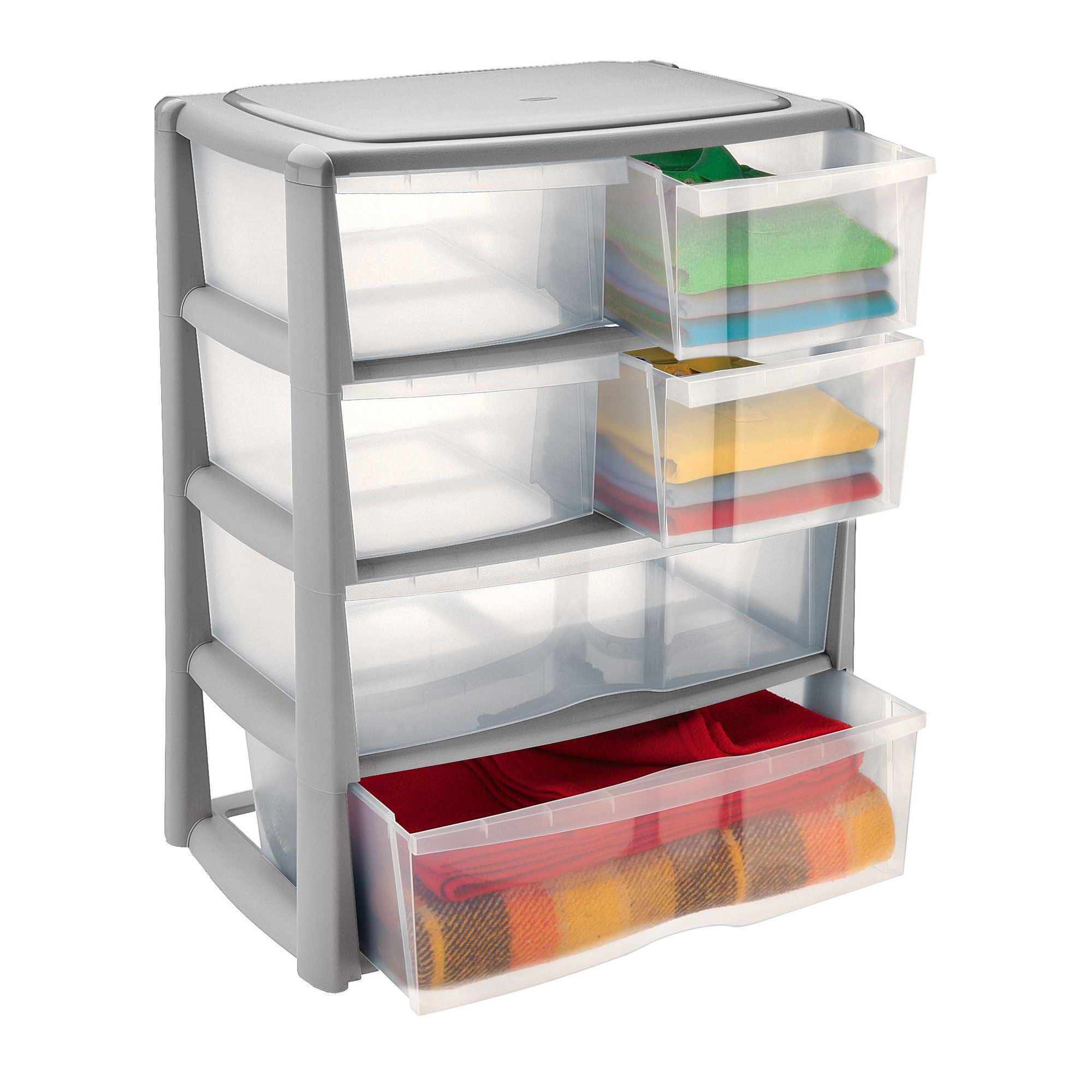 drawers and unit very drawer practical storage useful plastic