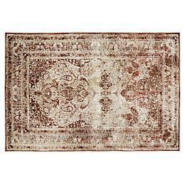 Colours Elsbeth Natural Persian Rug (L)1.7M (W)1.2 M