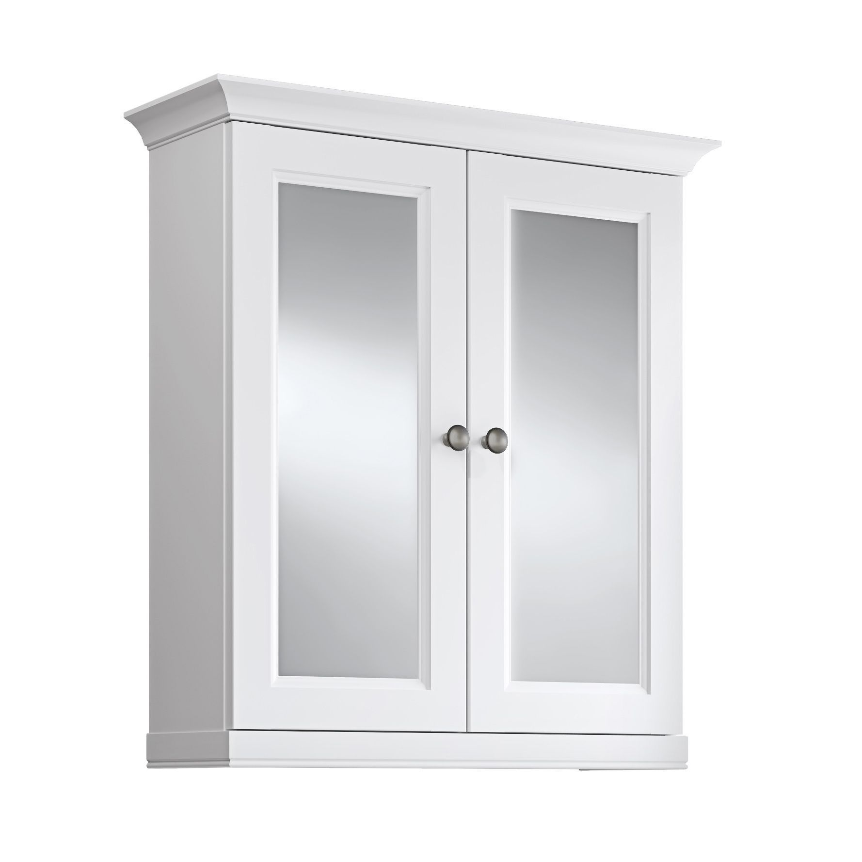 cooke amp lewis chadleigh door white matt mirror 10143
