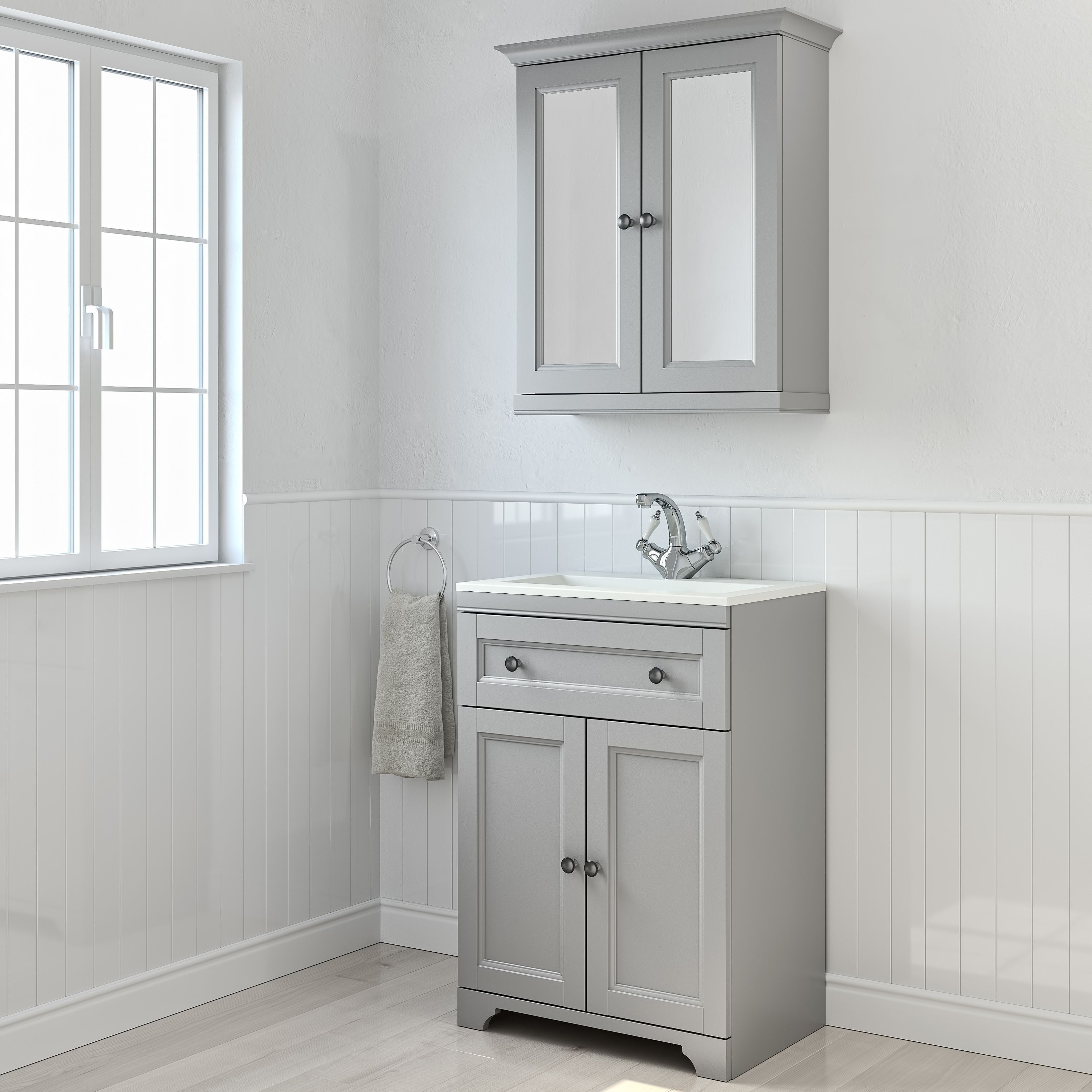 Washstands And Vanity Units
