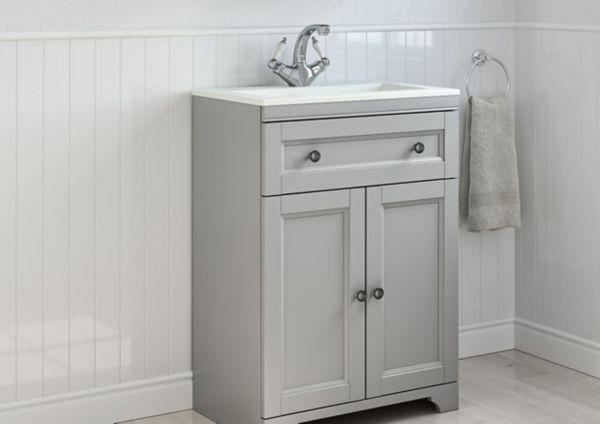 free standing furniture bathroom cabinets diy at b amp q 18422