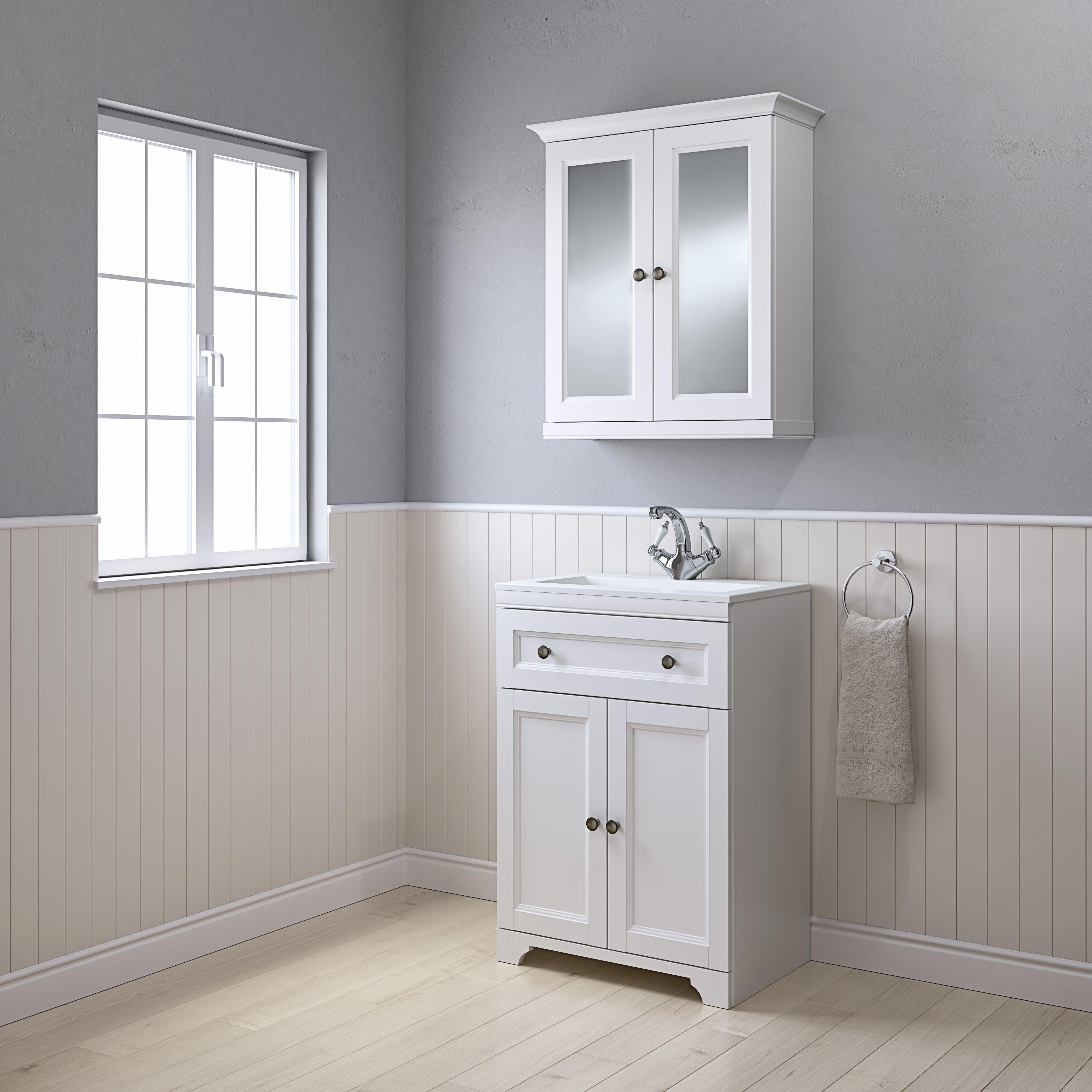 Traditional bathroom ideas Ideas Advice DIY at BQ