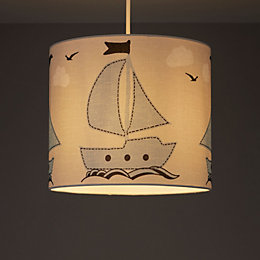 Baby Colours Little Sailor Blue Light Shade (D)250mm