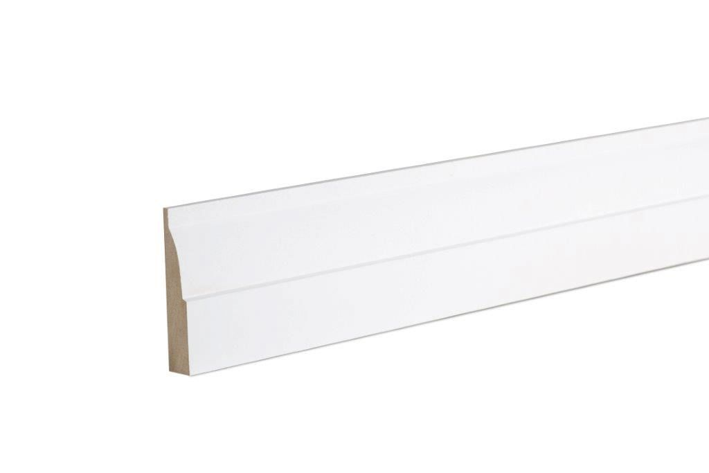 Ovolo Architrave (T)14.5mm (W)69mm (L)2100mm, Pack of 5