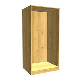 Darwin Modular Oak Effect Large Chest Cabinet (H)1506mm
