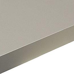 38mm Edurus Laminate Titan Grey Matt Square Edge