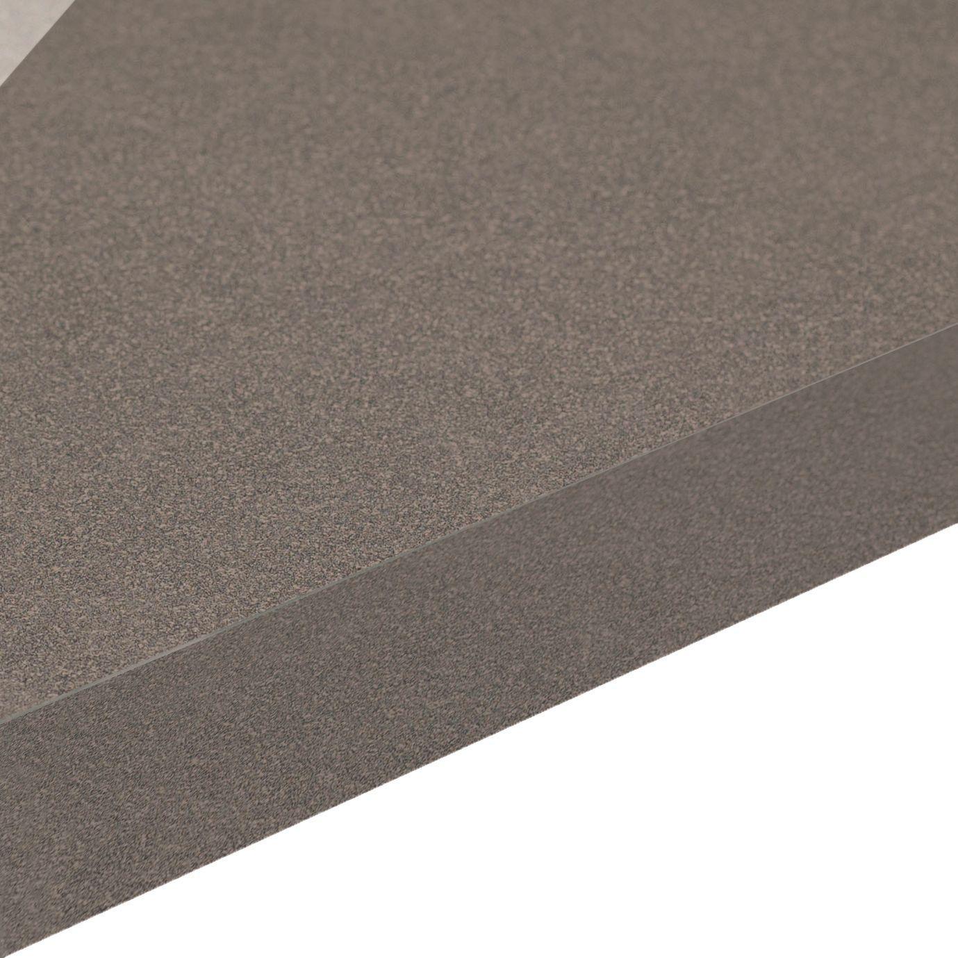 38mm aura black laminate gloss granite effect square edge for Zinc laminate
