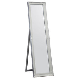Colours Tibertus Painted Framed Rectangular Mirror (H)1640mm (W)