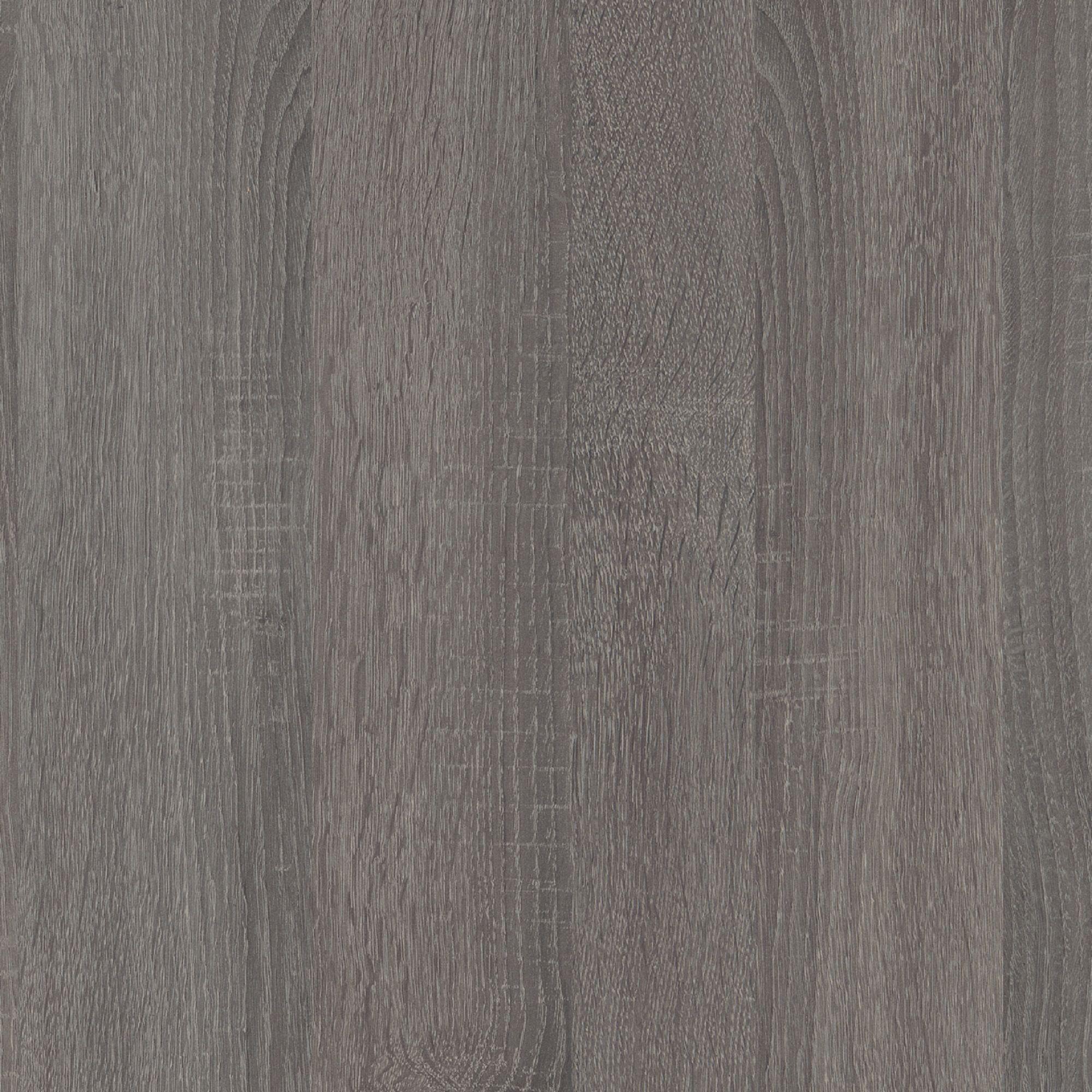 ideas for lights on a outdoor garage - 9mm Topia Dark Wood Effect Dark Wood Effect Kitchen