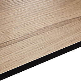 12.5mm Exilis Pyla Wood effect Square edge Laminate