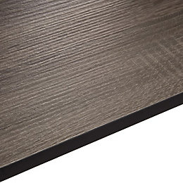 12.5mm Exilis Topia Laminate Wood Effect Square Edge