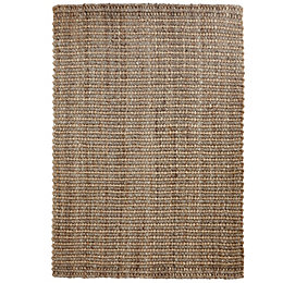 Colours Maxie Natural Plain Rug (L)2.3M (W)1.6 M