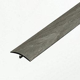 Colours Dark grey Floor threshold 90 cm