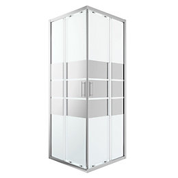 Cooke & Lewis Beloya Square Shower enclosure &