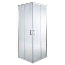 Cooke & Lewis Onega Square Shower enclosure &