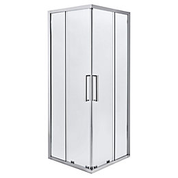 Cooke & Lewis Zilia Square Corner shower enclosure