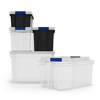 Heavy duty multipurpose storage boxes