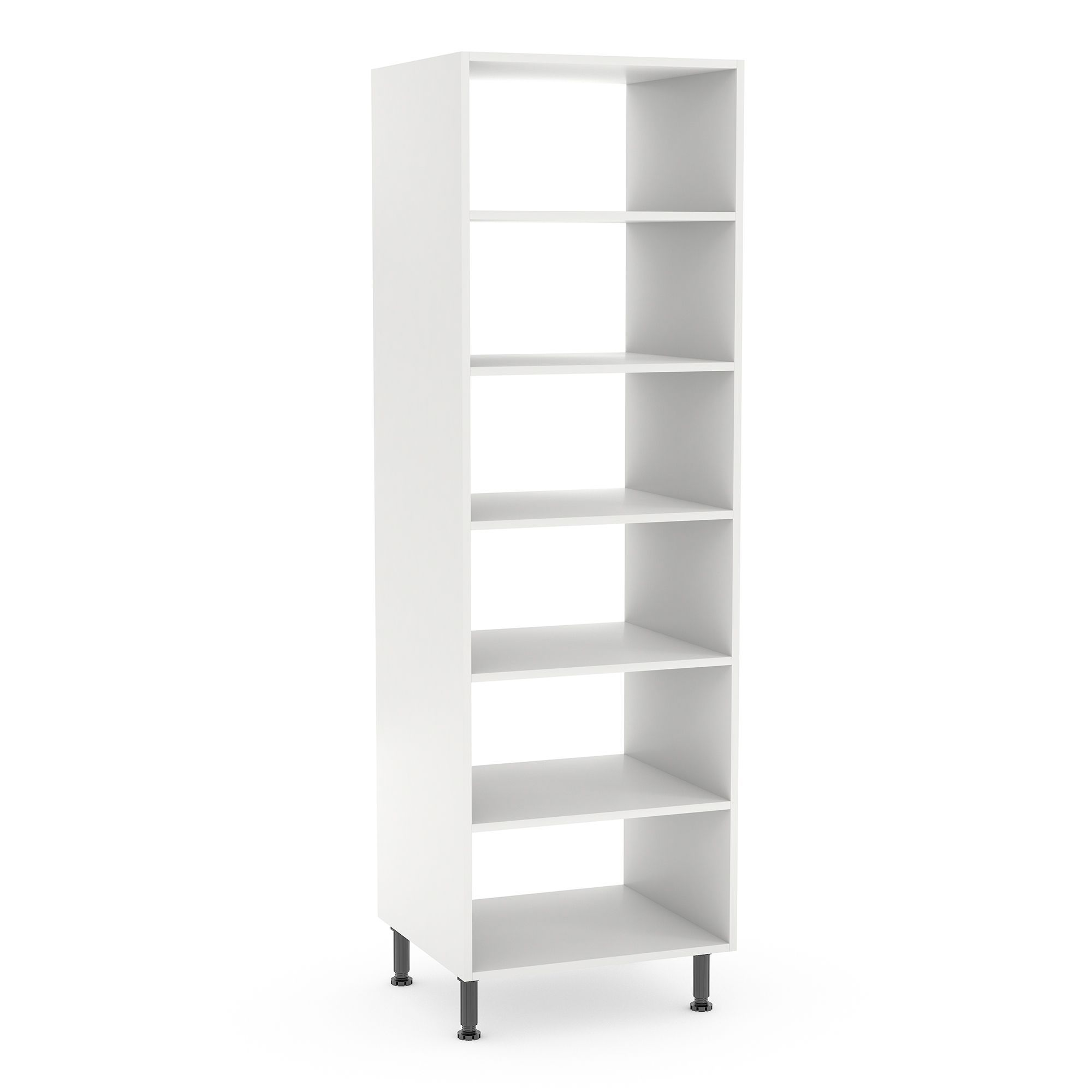 best website efc38 c824f Cooke & Lewis White Standard Larder cabinet, (W)600mm | Departments | DIY  at B&Q
