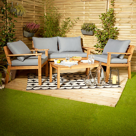 Incredible Garden Furniture Outdoor Garden Interior Design Ideas Ghosoteloinfo