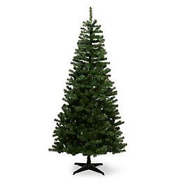 7ft Woodland Classic Christmas tree