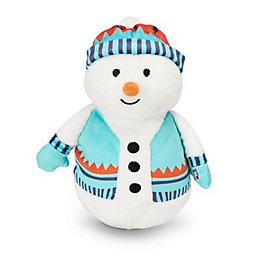 Battery powered Singing & walking Snowman Animation
