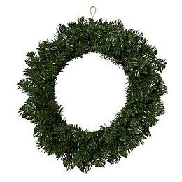 50cm Green Woodland pine Wreath