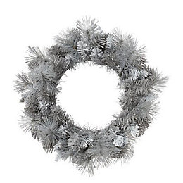 50cm 0.5m Snow Wreath