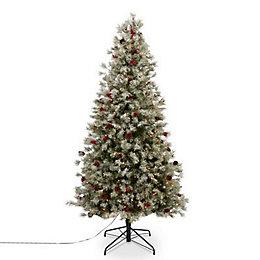 7ft 6in Fairview LED Christmas tree