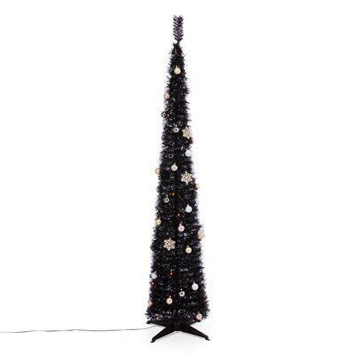 6ft Trevali Led Christmas Tree Departments Diy At B Q