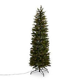 6ft Holimont Pop up & Pre-lit LED Christmas