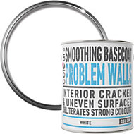 Colours White Problem walls Smoothing base coat 2.5L