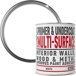 Colours White Universal Primer & undercoat 0.75L