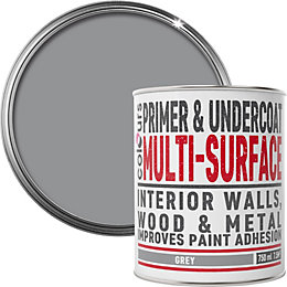 Colours Grey Multi surface Primer & undercoat 0.75L