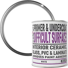 Colours White Difficult surfaces Primer & undercoat 0.75L