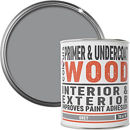 Colours Grey Wood Primer & undercoat 0.75L