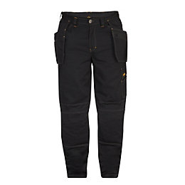 Site Black Trousers W36 L32